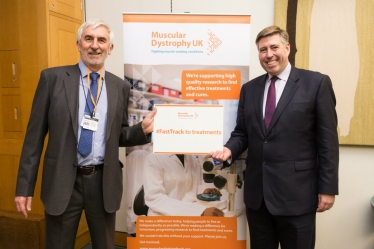 Graham Brady backs fight for access to life -saving treatments